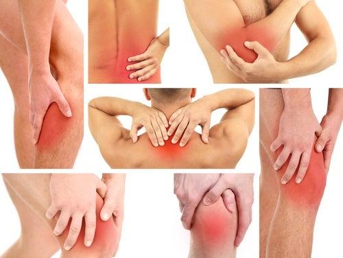 Wie lindert man nächtliche Gelenkschmerzen?