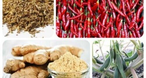 8 hochwirksame natürliche Schmerzmittel