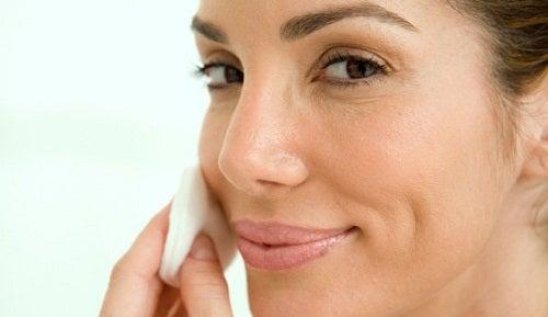 Hautpflege mit Petersilie