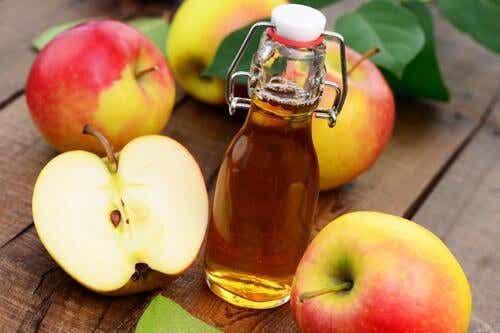 Apfelessig in der Ernährung