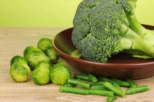 Brokkoli kann gegen die Helicobacter pylori Bakterie helfen