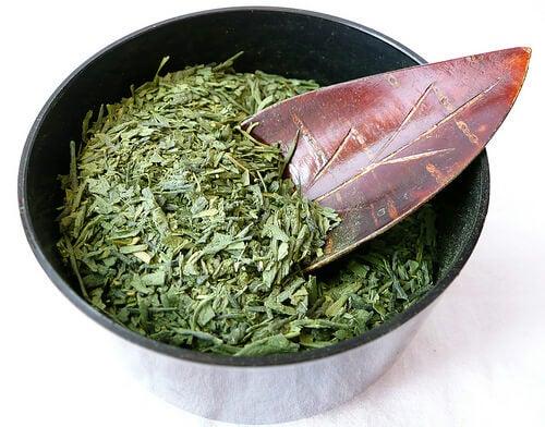 grüner-tee