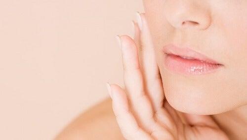 Große Poren natürlich reduzieren