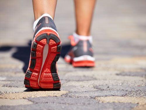 Wie ein 20-minütiger Spaziergang die Gesundheit fördert