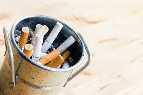 Rauchen kann eine Ursache von Atemwegserkrankungen sein