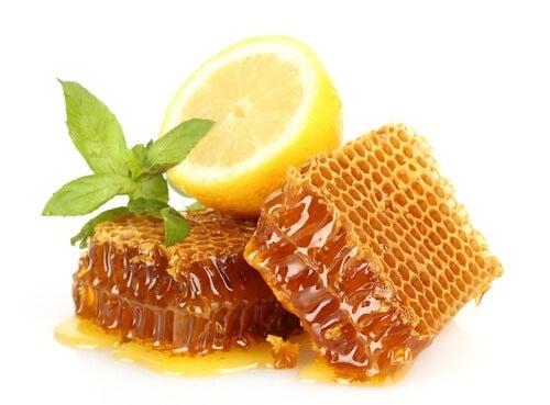 Zitrone und Honig können bei Atemwegserkrankungen helfen
