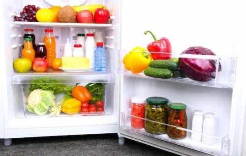 14 Lebensmittel für den täglichen Gebrauch