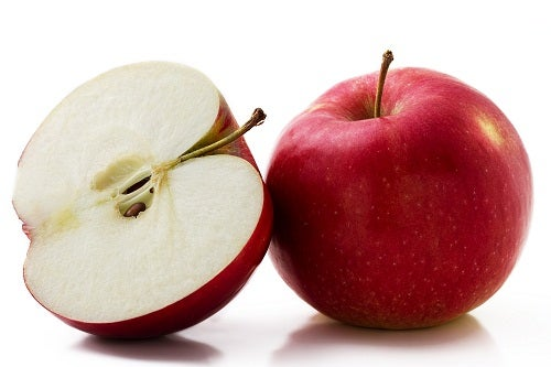 Apfel der Sattmacher unter den Lebensmitteln