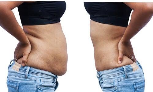 8 Gründe für Bauchfett