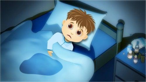 Bettnässen – Ursachen und Behandlungstipps