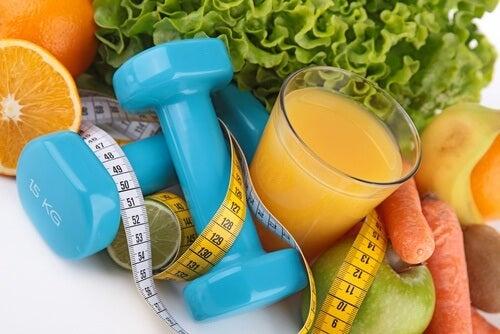 Tipps gegen Doppelkinn: gesunde Ernährung