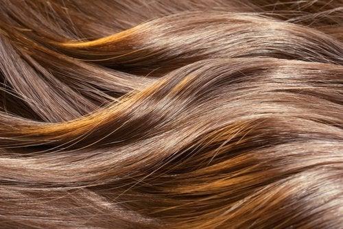 Gewelltes Haar