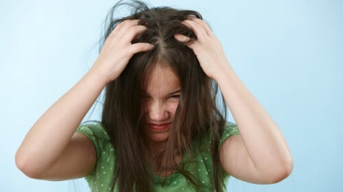 schönes Haar braucht Pflege