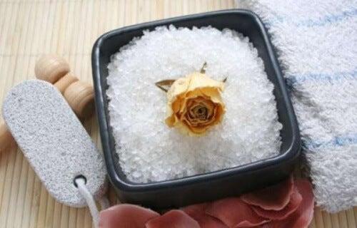 Entdecke, wie Meersalz gegen Cellulite hilft!