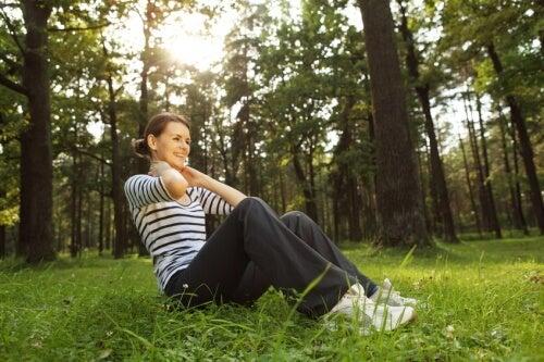 Tipps, um Depressionen auf natürlichem Weg zu bekämpfen: Sport