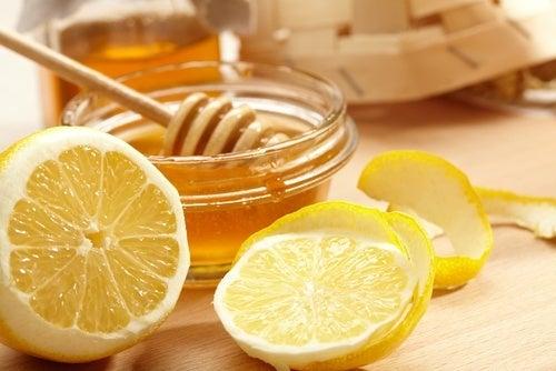 Zitrone und Honig 500x334