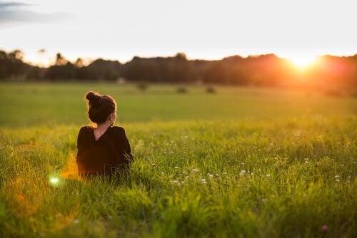 Depressionen auf natürlichem Weg zu bekämpfen: Frische Luft