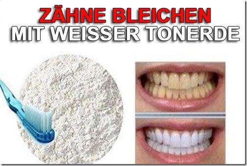 Zahnpflege mit Naturprodukten