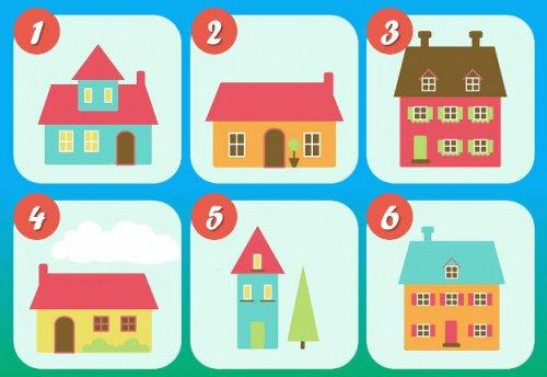Was dein Traumhaus über deine Persönlichkeit verrät – Der Test