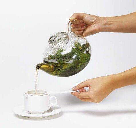 Abnehmen-Tee