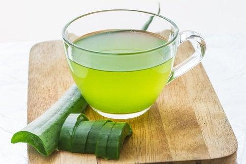 Aloesaft – Rezept zur Anwendung als Naturheilmittel