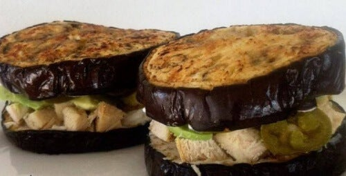 6 erstaunliche Rezepte: Sandwich ohne Brot