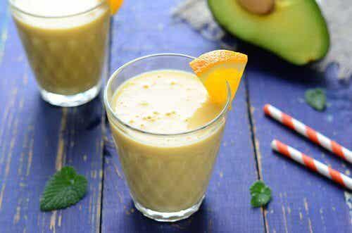 Mixgetränke für eine strahlende, gesunde Haut