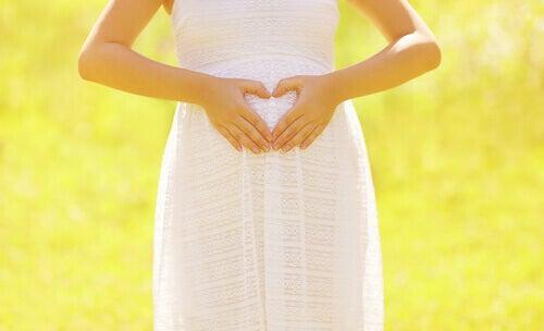 Gesundheit-Fortpflanzungsorgane-Frau