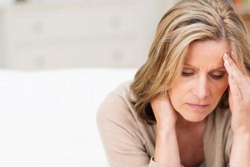 Größere Empfindlichkeit in der Menopause