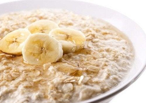 Hafer-zum-Frühstück