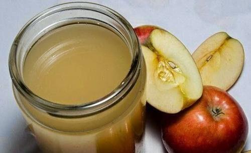 Apfelessig mit Honig ist sehr gesund