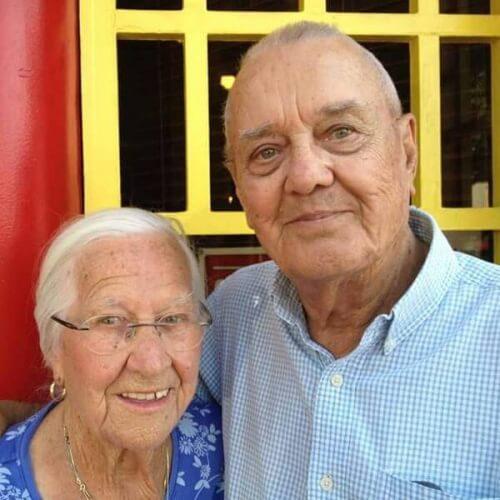 75 Jahre Ehe