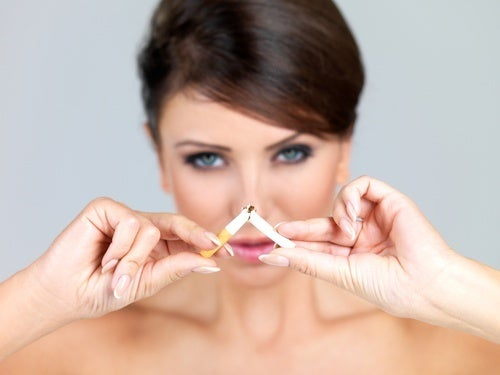 Regelschmerzen und Rauchen