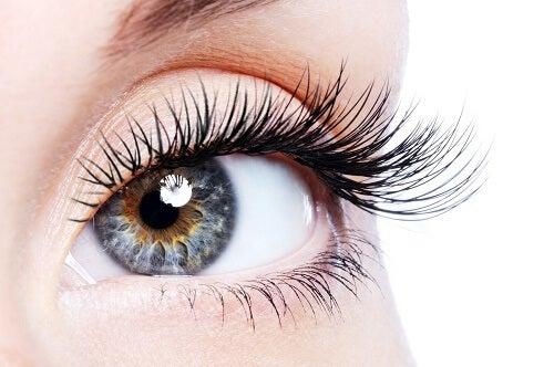 Natürliche Methoden für längere Wimpern
