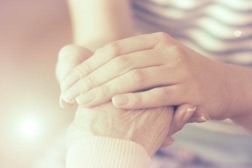 Das Helfersyndrom: Wie man auf denjenigen aufpasst, der hilft