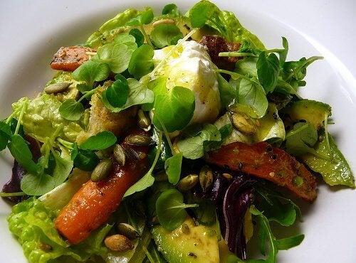 Ein Salat als vollwertige Mahlzeit?