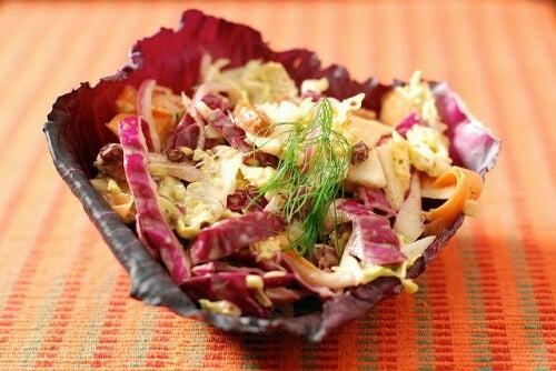 Salat_Rotkohl