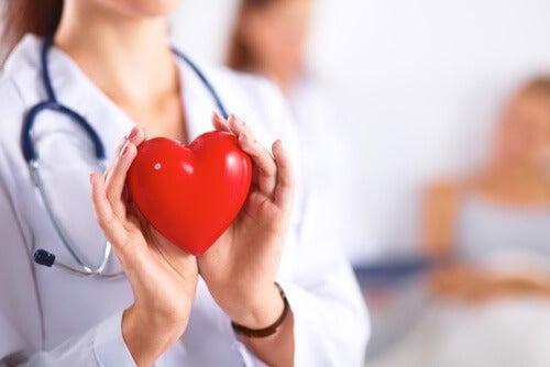 Veränderungen des Herzschlags in der Menopause