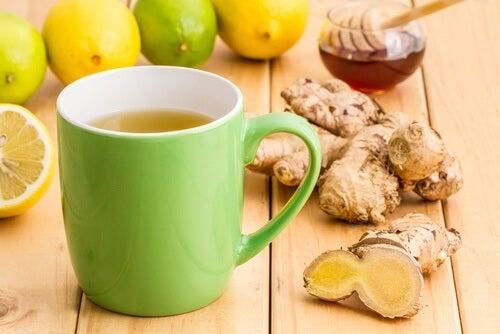 Zimt Ingwer Honig für eine bessere Libido