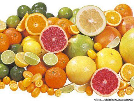 Mandarinen oder Clementinen und andere Zitrusfrüchte