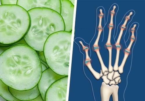 Gurken gegen Arthritis