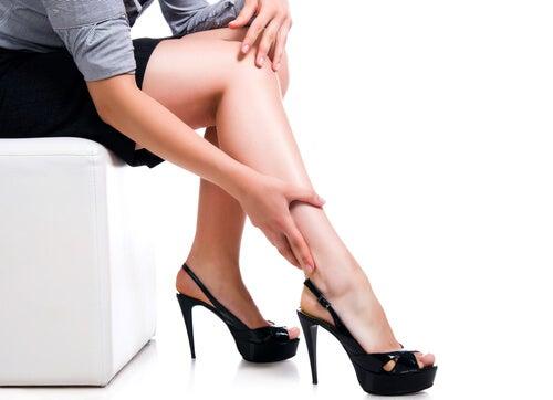 schwere-Beine