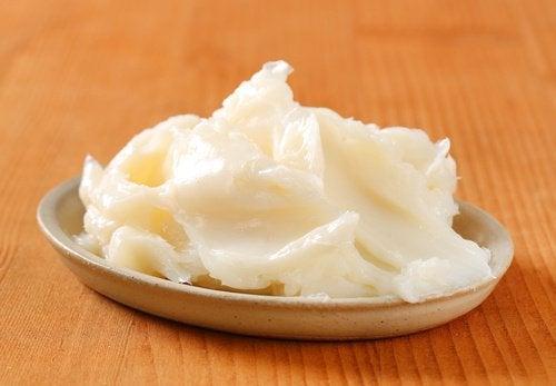 Butter aus Mango