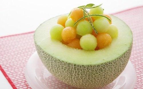 mehr Melone essen