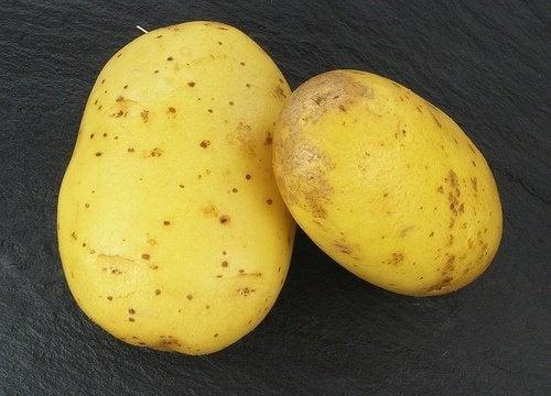 Magen entgiften mit Kartoffelsaft