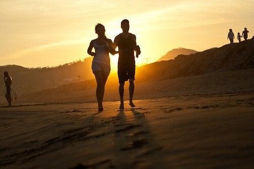 Laufen-mit-nüchternem-Magen