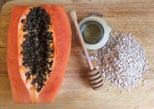 Papaya gegen nervösen Darm