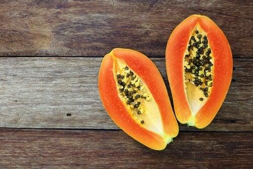 Papaya-Samen