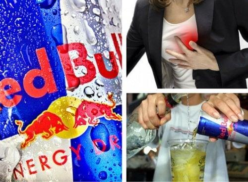 Was passiert in deinem Körper, wenn du RedBull oder einen anderen Energy Drink trinkst?
