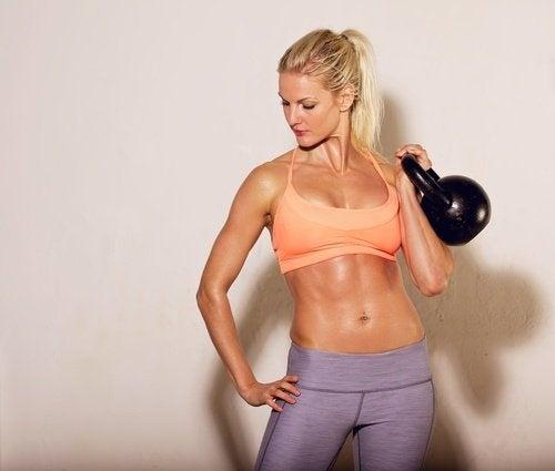 Wenn du Kalorien verbrennen willst, ist Training wichtig